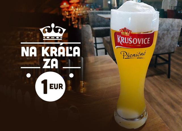 Na Kráľa za 1 Eur